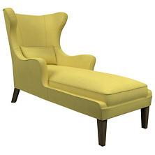 Estate Linen Citrus Mirage Chaise