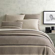 Morocco Linen Java Duvet Cover