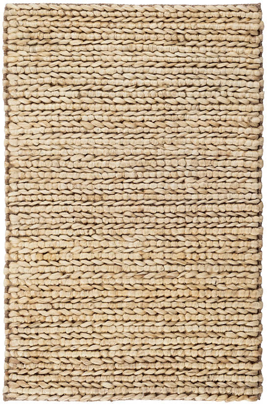 Jute Woven Natural Rug | Dash & Albert