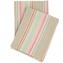 Neapolitan Woven Cotton Throw