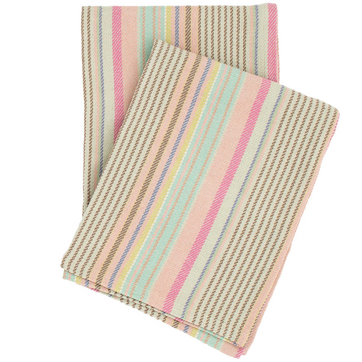 Neapolitan woven cotton throw dash albert for Dash and albert blankets