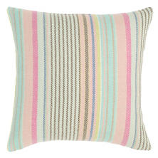 Neapolitan Woven Cotton Decorative Pillow