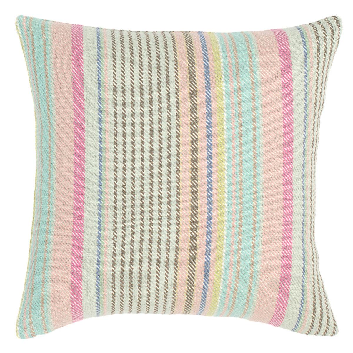 Neapolitan Woven Cotton Decorative Pillow Dash Amp Albert