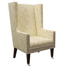 Nicholson Indigo Neo-Wing Chair
