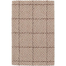 Nigel Brown Micro Hooked Rug