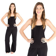 Ninda Black Lounge Pant