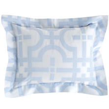 Nodo Delphinium Decorative Pillow