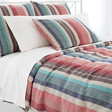 Northwood Ticking Duvet Cover