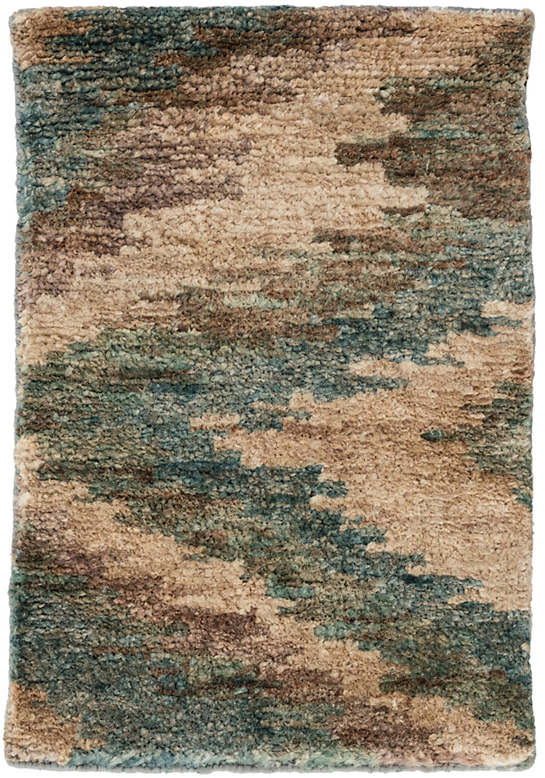 Oasis Hand Knotted Jute Rug
