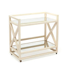 Off-White Juno Bar Cart