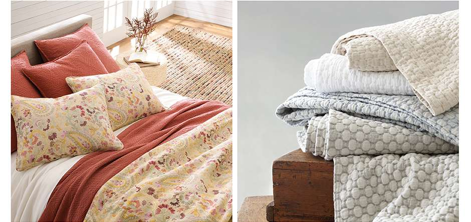 Shop Throws, Quilts and Coverlets