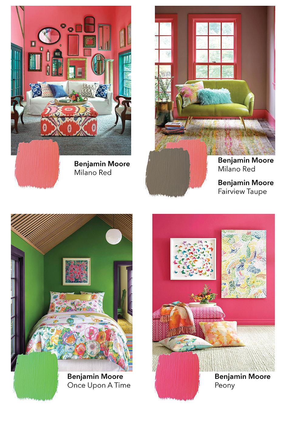 Annie Selke Paint Colors