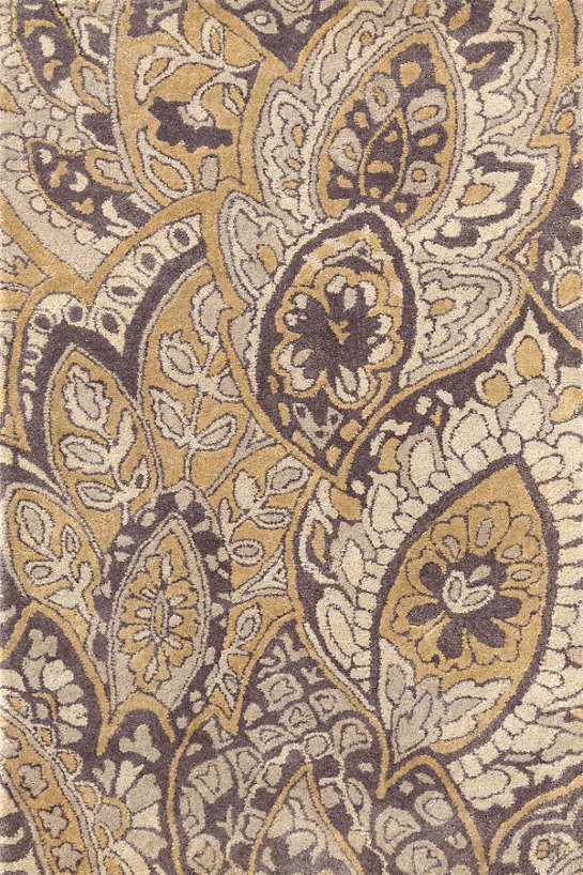 Palazzo Wool Tufted Rug