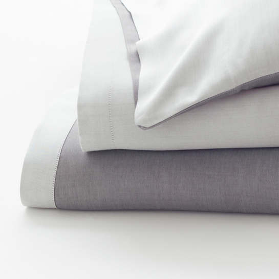 Paradiso Silver Fitted Sheet