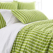 Parker Green Duvet Cover