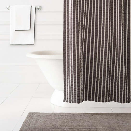Parker Shale Shower Curtain
