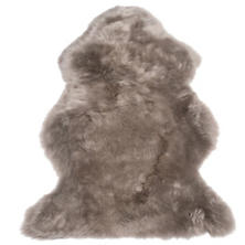 Pearl Grey Sheepskin