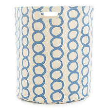 Pilar French Blue Hamper