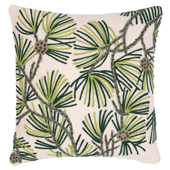 Pine Needles Indoor/Outdoor Pillow