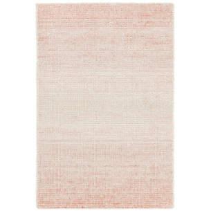 Pink Moon Woven Cotton/Viscose Rug