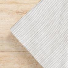 Pinstripe Linen Napkins