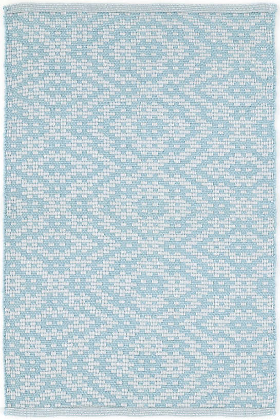 Poppy Blue Indoor/Outdoor Rug