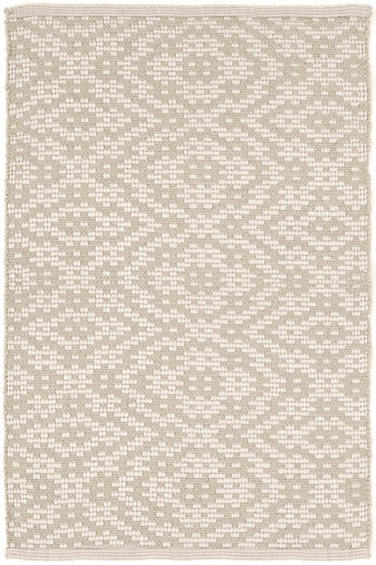 Poppy Cement Indoor/Outdoor Rug