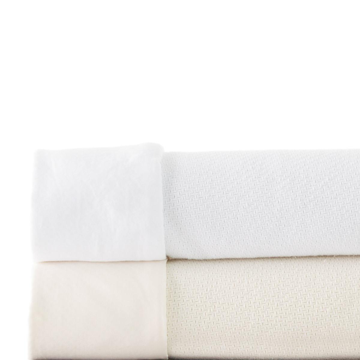 Positano Ivory Blanket