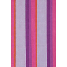 Quartz Stripe Woven Cotton Rug