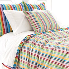 Rainbow Stripe Duvet Cover