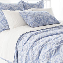 Ramala French Blue Sham