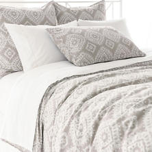 Ramala Grey Duvet Cover