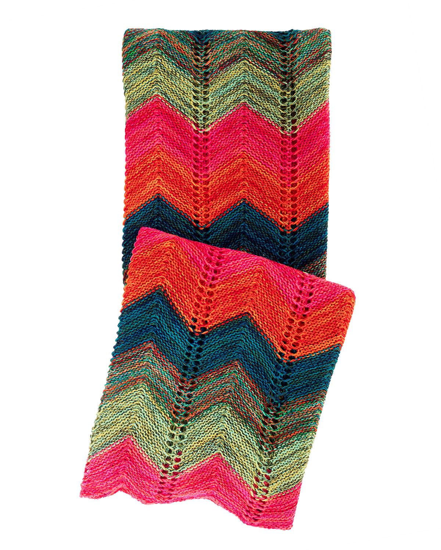 Rancho Knit Throw
