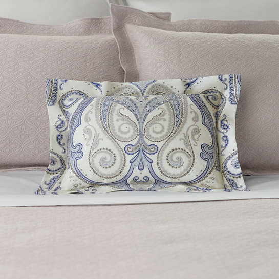 Ravello Paisley Decorative Pillow