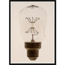 Retro Bulb 3 Art