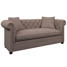 Canvasuede Heather Richmond Sofa