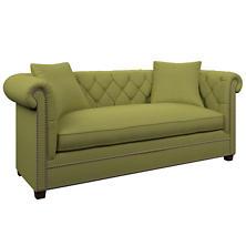 Estate Linen Green Richmond Sofa