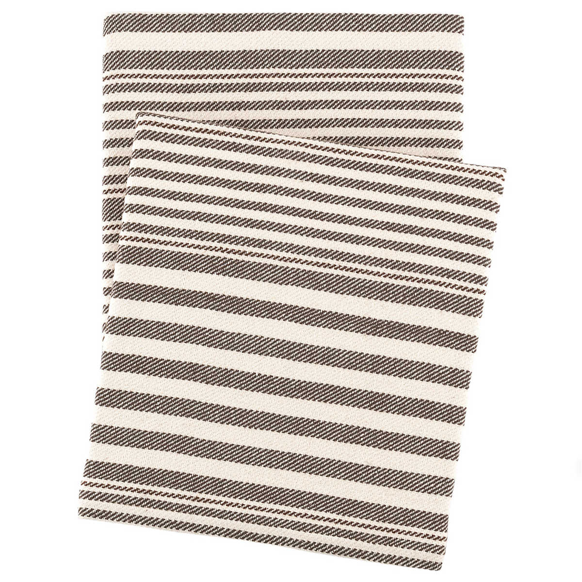 Rugby stripe charcoal throw dash albert for Dash and albert blankets