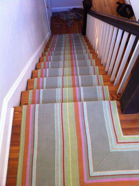 How To Choose A Stair Runner Rug Annie Selke