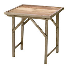 Sage Street Folding Side Table