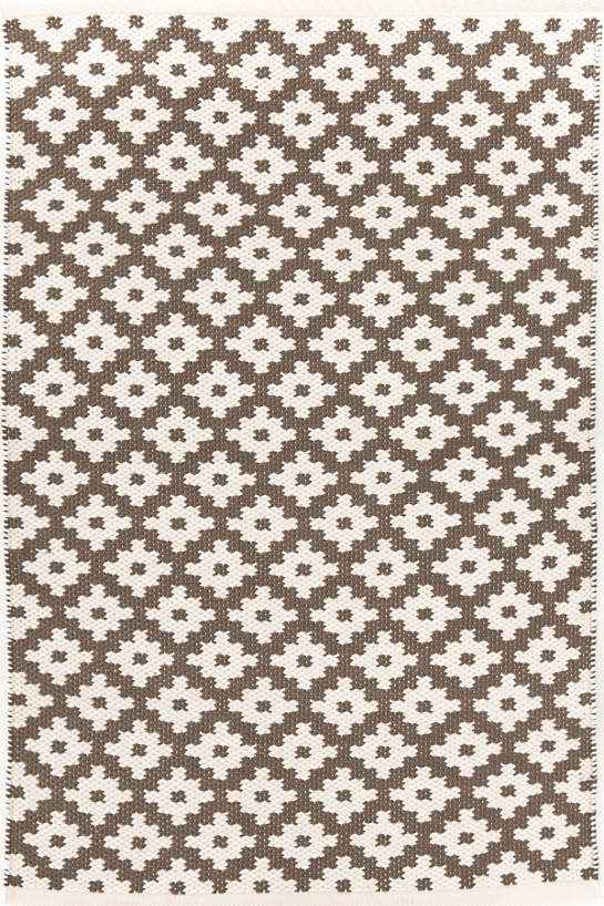 Samode Charcoal/Ivory Indoor/Outdoor Rug