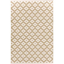 Samode Khaki/Ivory Indoor/Outdoor Rug