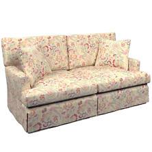 Ines Saybrook 2 Seater Slipcovered Sofa