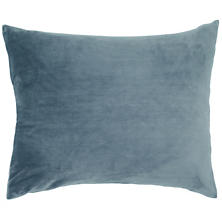 Selke Fleece Juniper Decorative Pillow
