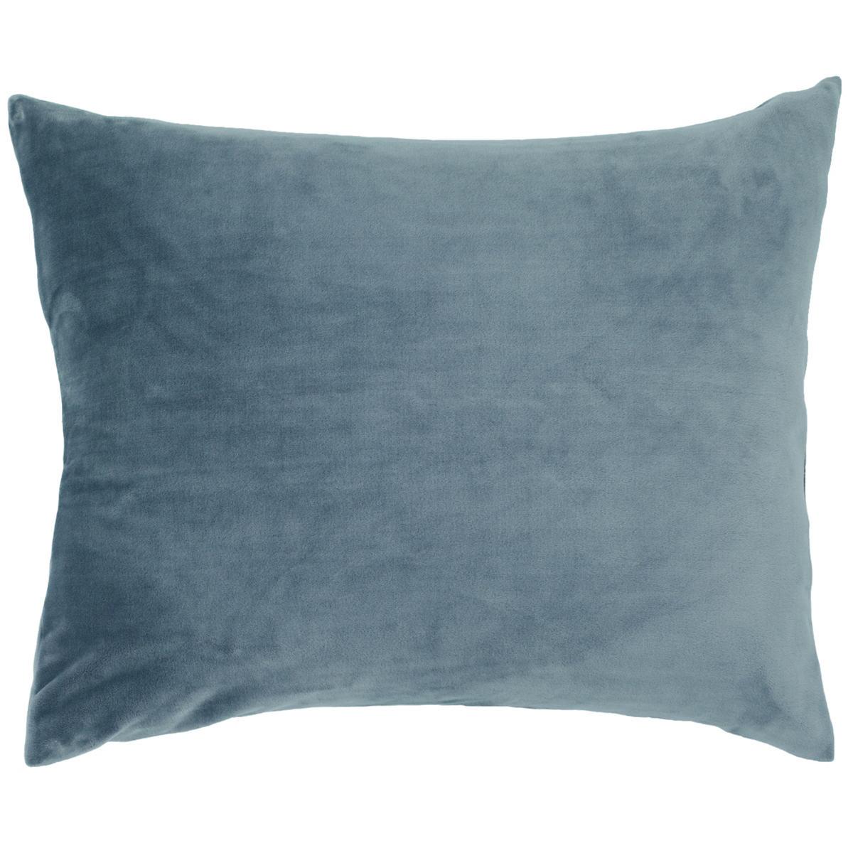 Selke Fleece Juniper Decorative Pillow