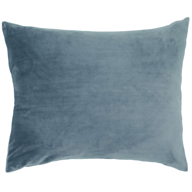 Decorative Pillows Outlet : Selke Fleece Juniper Decorative Pillow The Outlet