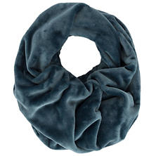 Selke Fleece Juniper Infinity Scarf