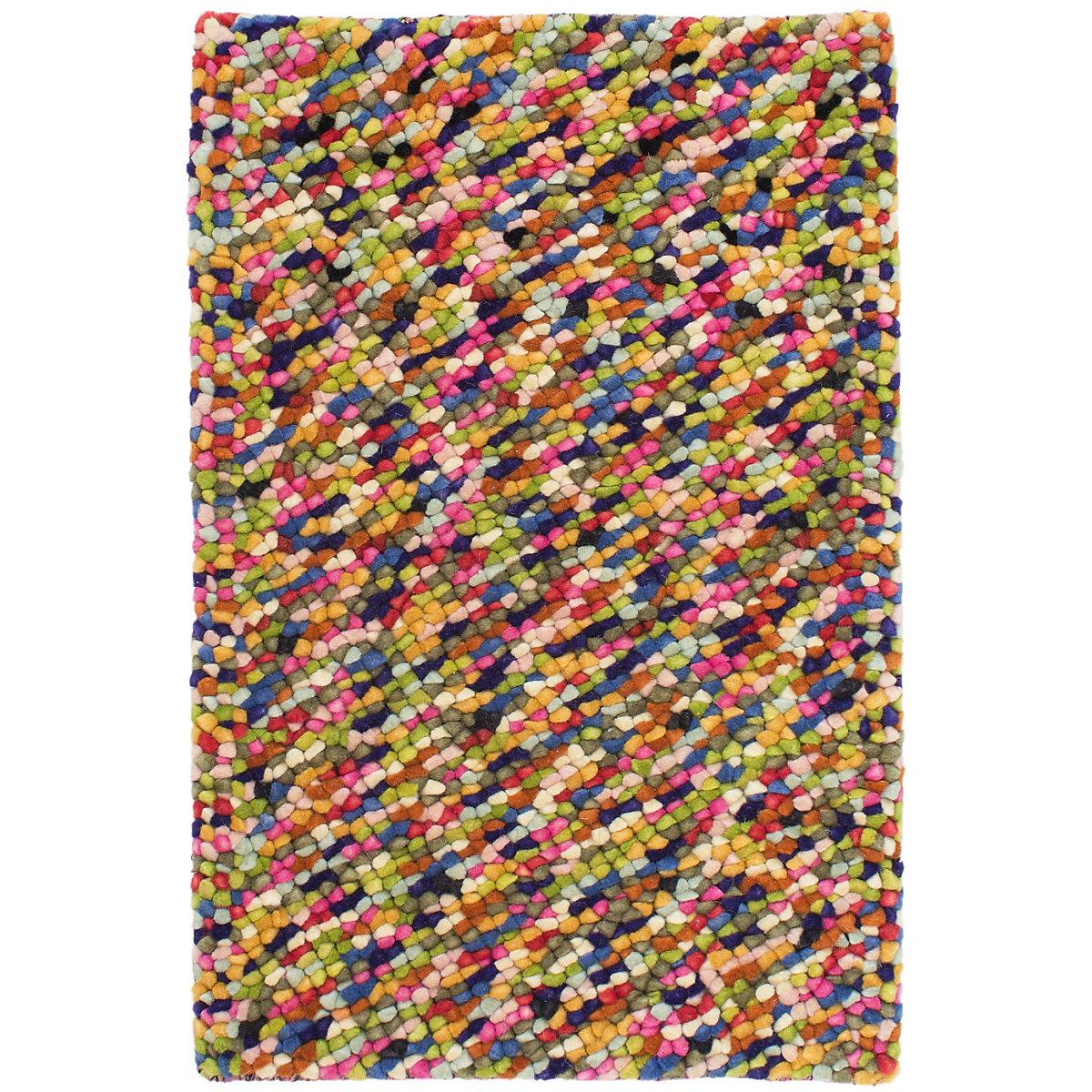 Seurat Multi Wool Woven Rug