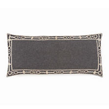 Seville Grey Decorative Pillow