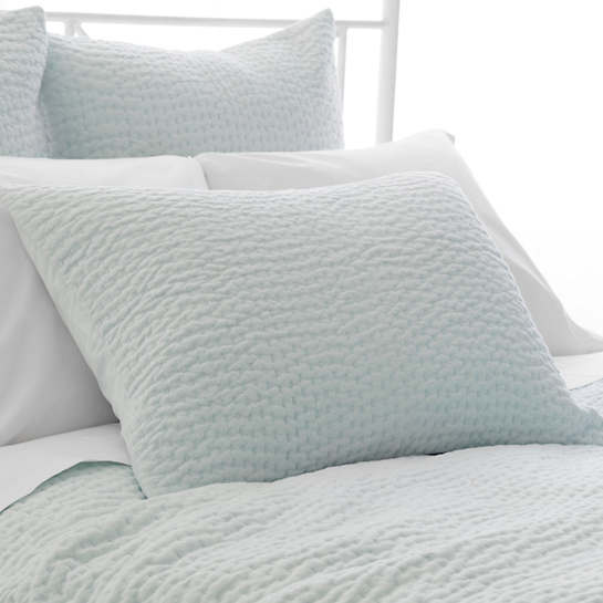 Seychelles Sky Quilted Sham